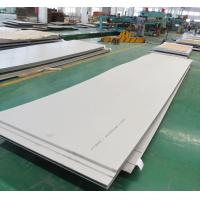 Quality TISCO 329J4L Stainless Steel Plates 3.0 - 12.0mm 1D Finish 5ft x 10ft High Hardness for sale