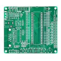 Buy Chinese 0.5 - 3oz Copper FR4 Prototype PTH, NPTH Double Sided PCB Circuit Board at wholesale prices