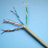 China LAN Cable UTP CAT 5E on sale
