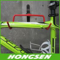 China bicycle storage wall rack hang bike wall wall mounted bike rack on sale