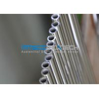 Quality ASTM A269 TP304L Cold Drawn Seamless Tube 10 x 1.5 mm For Fuild And Gas Industry for sale