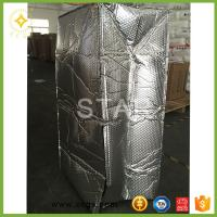 Buy cheap 3A-2B-3A Bubble Foil Roof Insulation for moisture proof and heat break thermo from wholesalers