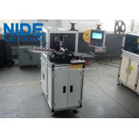 Buy cheap Pneumatic Rotor Slot Wedge Inserting Machine / Automatic Coiling Machine from wholesalers