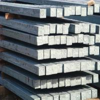 Buy cheap Steel Billets/Square Bar Q195, Q235,3SP,5SP 20MnSi from wholesalers