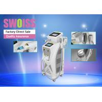 Quality 3 In 1 Nd Yag Laser Hair Removal Machine , Yag Tattoo Removal Machines Long Lifespan for sale