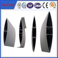 Quality China aluminium manufacturer, anodized aluminium profile aluminium sun louver supplier for sale