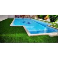 China Decorative Nylon eco friendly Artificial Grass for swimming pool on sale