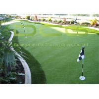 Quality Premium Backyard Decorative Realistic Artificial Grass SGS Fire Resistance for sale