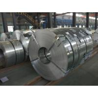 Quality Slit Hot Rolled Galvanized Steel Strip In Coil ( Steel Belt ) for sale