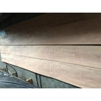 Natural Figured American Cherry Wood Veneer Sheet