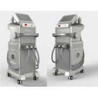 Quality IPL+RF+Nd yag laser for tattoo removal+ Black doll machine for sale
