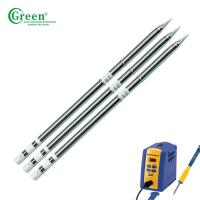 Quality Lead Free Automatic Soldering Robot Tips T12-BC1 Series Stainless Color for sale