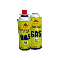 Quality Made in china portable butane gas canister for cooking for sale