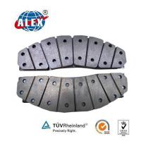 Quality Composite Train Brake Pad for European Market for sale