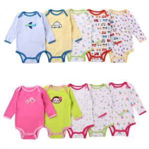 Quality Fashion Cute Newborn Baby Clothes Elegant Toddler Cotton Romper Super Soft for sale