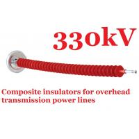 EHV AC Composite Polymer Insulator 330 kV For Electricity Transmission Lines
