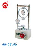 China CBR Test Apparatus For The Test of Tube Making and The Bottom Bearing Ratio on sale