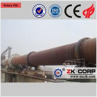 China Calcination of Limestone in Rotary Kiln / Rotary Kiln Limestone Plant on sale