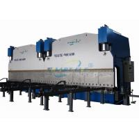 Quality Large CNC Tandem Hydraulic Press Brake Bending Machine For Producing Electrical Poles for sale