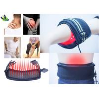 Quality 980nm Body Pain LLLT Therapy Equipment , Diode CE Portable Cold Light Relief Pad for sale