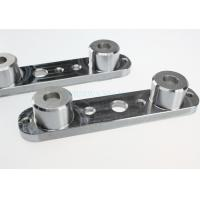 Buy OEM / ODM Injection Molded Parts Support Plate With Superior Durable Steel at wholesale prices