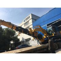Quality Rotary Hydraulic Piling Rig Machine With Monitor Depth Control System EU EN791 Safety for sale