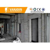 China Fast Building EPS Cement Sandwich Panel , Decorated Precast Wall Panels on sale