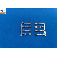 Quality Ptich 1.27mm Wire Connector Terminals, SATA crimp terminals With Phosphor Bronzne Material for sale