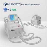 China 2015 new style Portable Cryolipolysis+Lipo Laser Slimming Machine with medical CE on sale