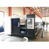 Buy IPG 6000W CNC Fiber Laser Cutting Machine With Fast Speed 50M/min at wholesale prices