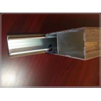 Quality 6063 T5 Industrial Aluminium Extrusion Products Anodized For Building Material for sale