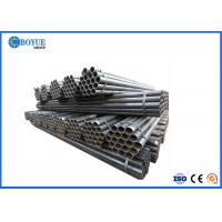 China Hot Dip Galvanized Seamless Steel Pipe ASTM A671 Gr.CC70 Carbon Steel Material on sale