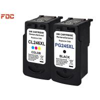 Quality PIXMA IP2820 MG2420 Printer Rebuilt Ink Cartridges Canon PG 245XL Replacement for sale