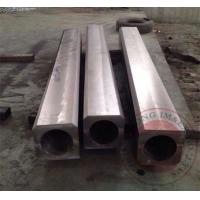 Quality Custom Pressure Vessel Steel Forging , 250 Ton Cylinder Piston Flange Forgings for sale