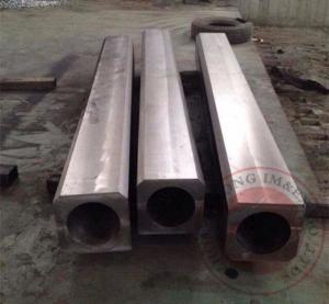Buy cheap Custom Pressure Vessel Steel Forging , 250 Ton Cylinder Piston Flange Forgings from wholesalers