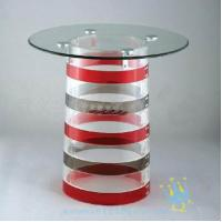 Quality acrylic living room center table for sale