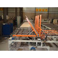 Quality Advanced Technology Double Side Gypsum Board PVC and Aluminum Foil Laminated Machine for sale