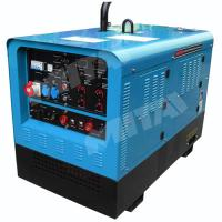 China Multi Process Kubota Engine Diesel 400 Amp Welding Generator and Welding Equipment on sale