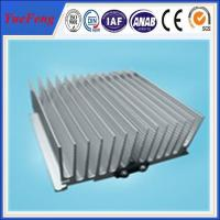 Quality ISO9001 trustworthy new design aluminum heat sink extrusion manufacturer for sale