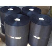 Quality High Toughness Epoxy Coated Woven Metal Mesh , High Brightness Steel Woven Mesh for sale