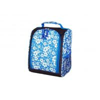 China Insulated Promotional Cooler Bags with Blue Silk - Screen Printing on sale