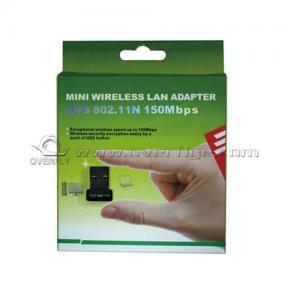 China Realtek 8188CU Wireless LAN Card Complies / 802.11n usb wireless lan card on sale