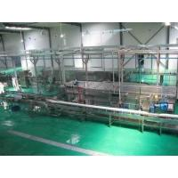 Buy cheap pasteurization and cooling tunnel from wholesalers