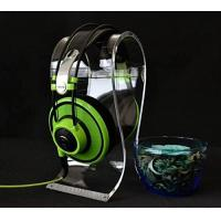 China High transparent Acrylic Display Holders / headphone display holders on sale
