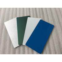 Buy Glossy Silver Aluminum Sandwich Panel Decorative ExteriorWall Panels at wholesale prices