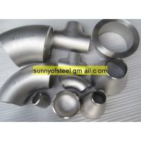 Quality ASTM B-366 ASME SB-366 alloy 400 pipe fittings for sale