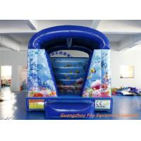 Buy CE Inflatable Air Bouncer , Blow Up Bouncy Castle  2 Years Warranty at wholesale prices