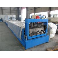 Buy cheap High quality metal deck forming machine, floor decking machine, cold roll from wholesalers