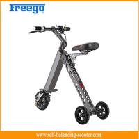 Quality Mini Folding E Bike Childs Electric Scooter Foldable , Rechargeable Lithium Battery for sale