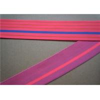 Buy Dying Heavy Duty Elastic Webbing For Furniture , Hammock Webbing Straps for at wholesale prices